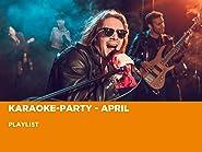 Karaoke-Party - April