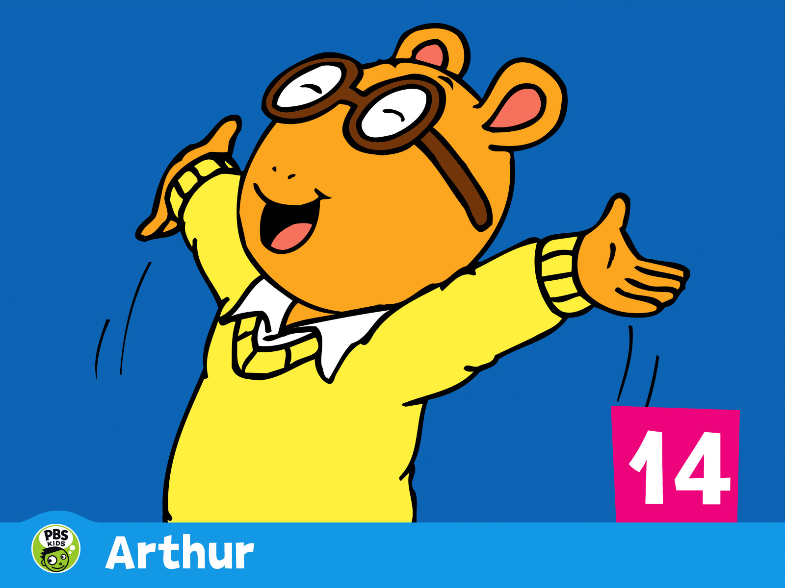 Watch Arthur Season 14 Episode 2: The Buster Report Online (2011