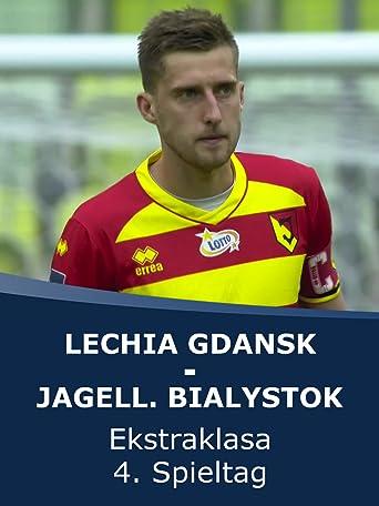 Lechia Gdansk - Jagellonia Bialystok