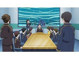 新幹線変形ロボ シンカリオン THE ANIMATION 「共闘!!ブラックシンカリオンVSトラメ」