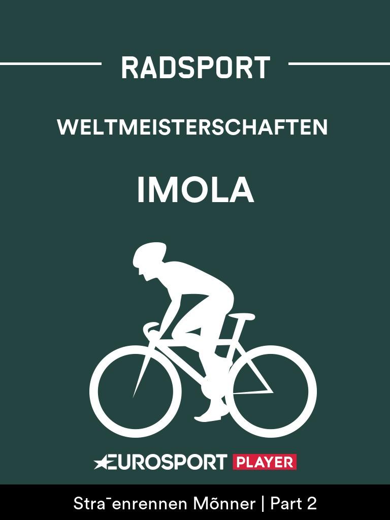 Radsport: Weltmeisterschaften in Imola (ITA)