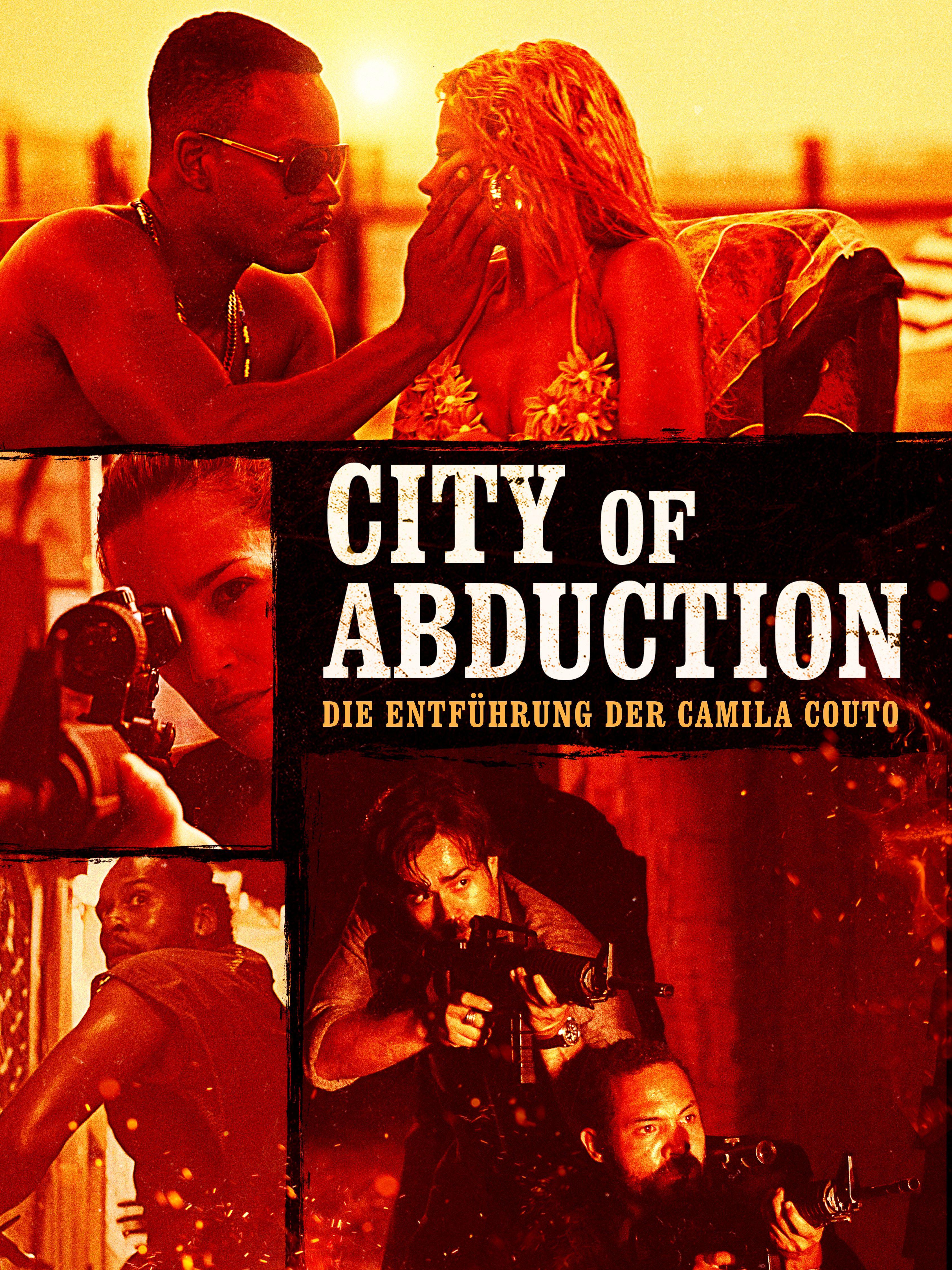 City of Abduction - Die Entführung der Camila Couto