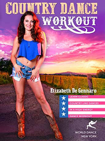 Amerikanisches Country-Tanztraining - Country Dance Workout [OV]
