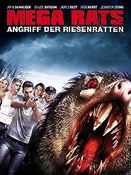 Mega Rats - Angriff der Riesenratten