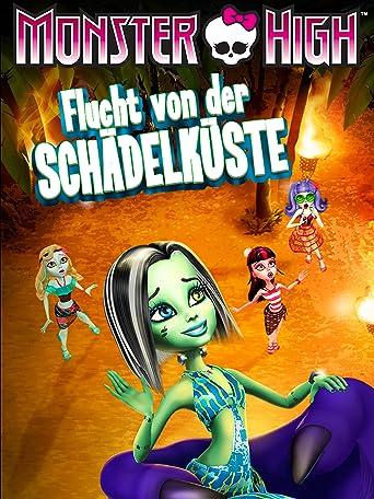 Monster High: Flucht von derSchädelküste