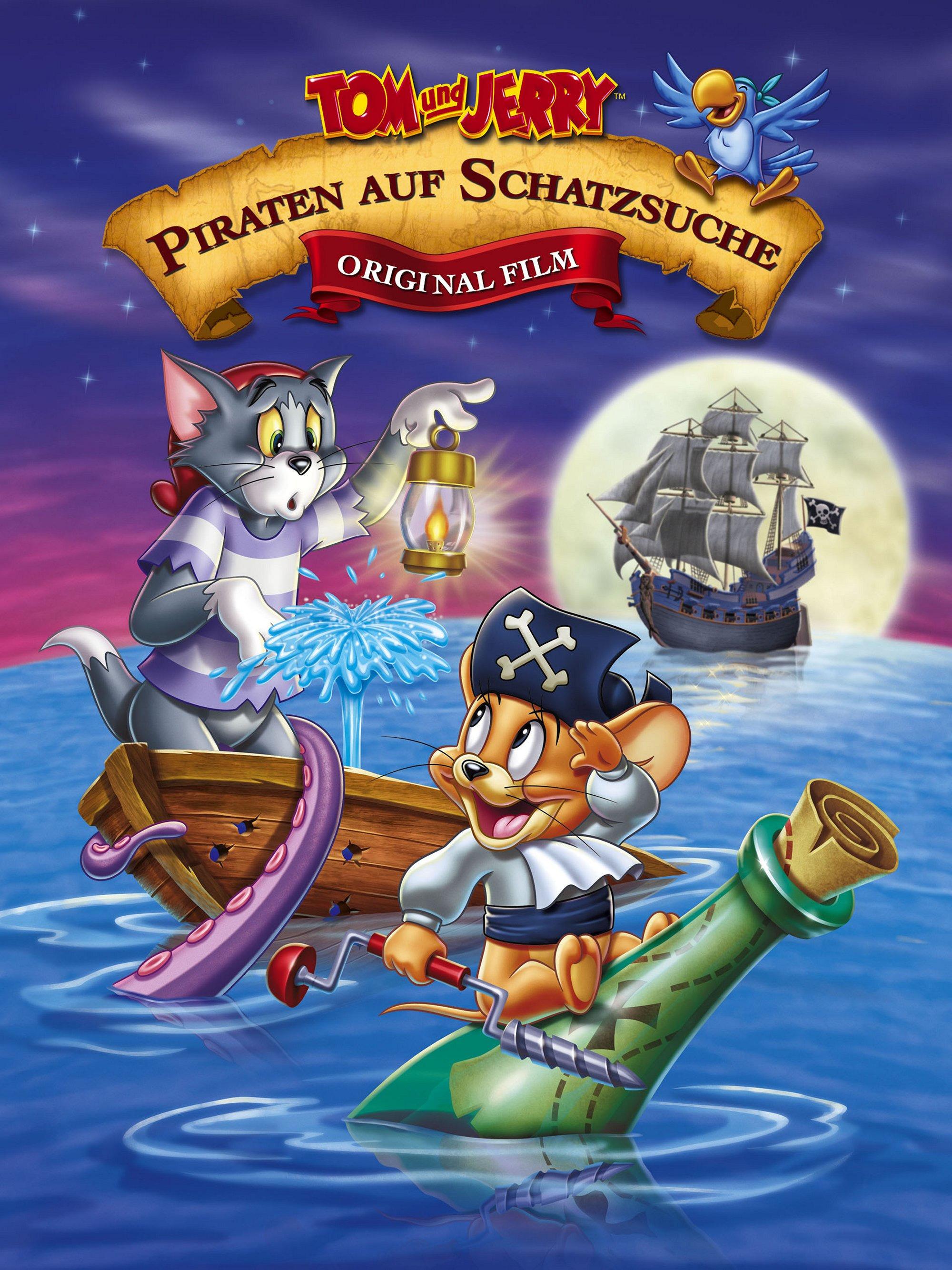 Tom und Jerry: Piraten auf Schatzsuche