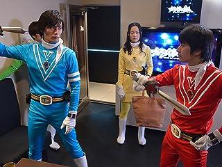新★乾杯戦士アフターV 第8話 激闘!ピンク対イエロー