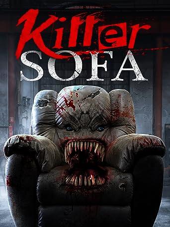 Killer Sofa: Nimm gerne Platz...