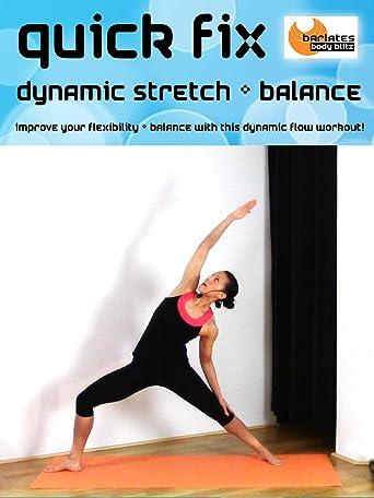 Barlates Body Blitz Quick Fix Dynamic Stretch and Balance [OV]