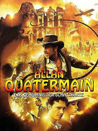 Allan Quatermain: Das Geheimnis der Schatzkarte