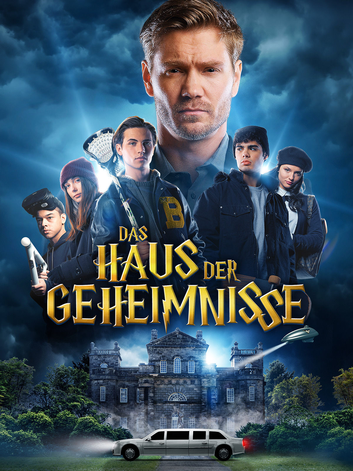 Das Haus der Geheimnisse
