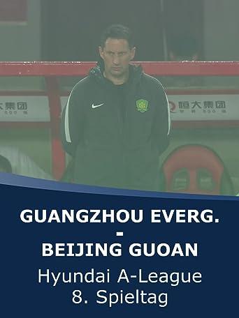 Guangzhou Evergrande - Beijing Guoan