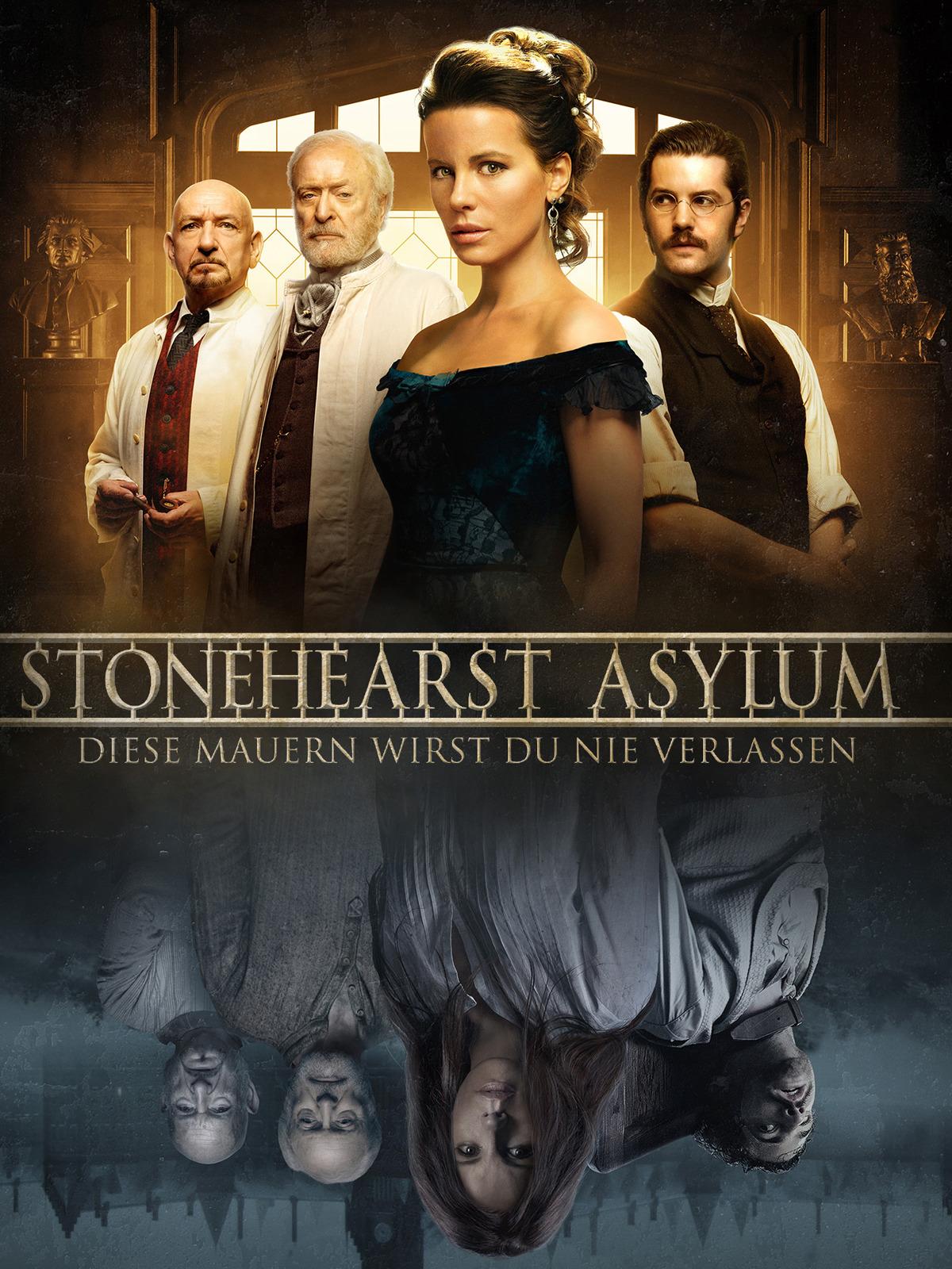 Stonehearst Asylum - Diese Mauern wirst Du nie verlassen
