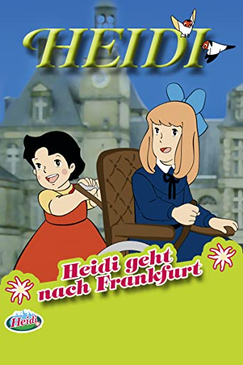 Heidi geht nach Frankfurt