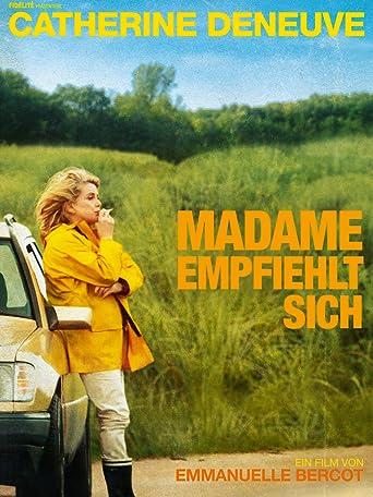 Madame empfiehlt sich