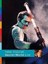 Peter Gabriel: Secret World Live