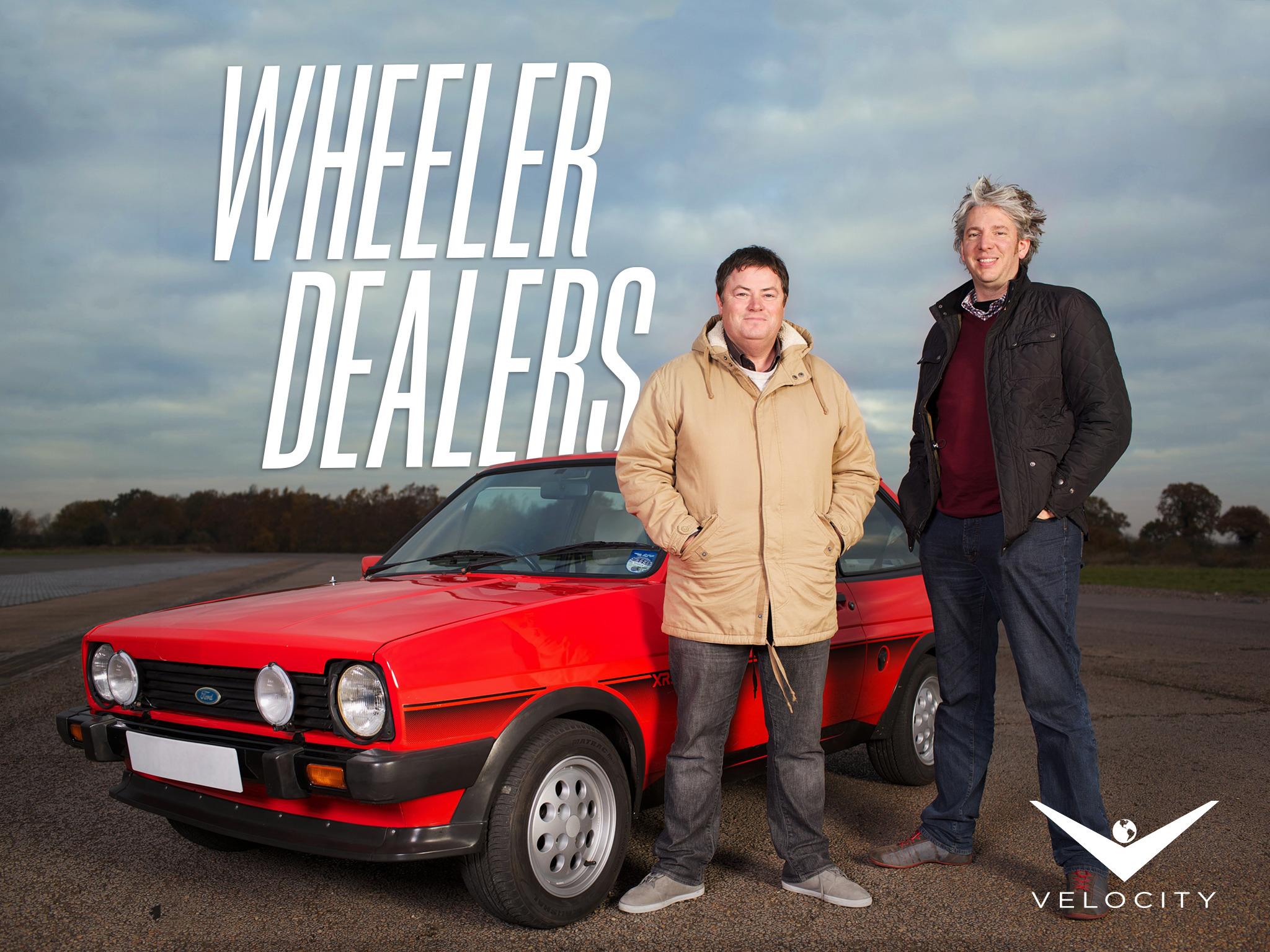 Watch Wheeler Dealers Season 9 Episode 12 Triumph Tr6 On Discovery