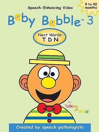 Baby Babble 3 - Next Words: T D N [OV]