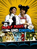 Micky Maus und Einstein