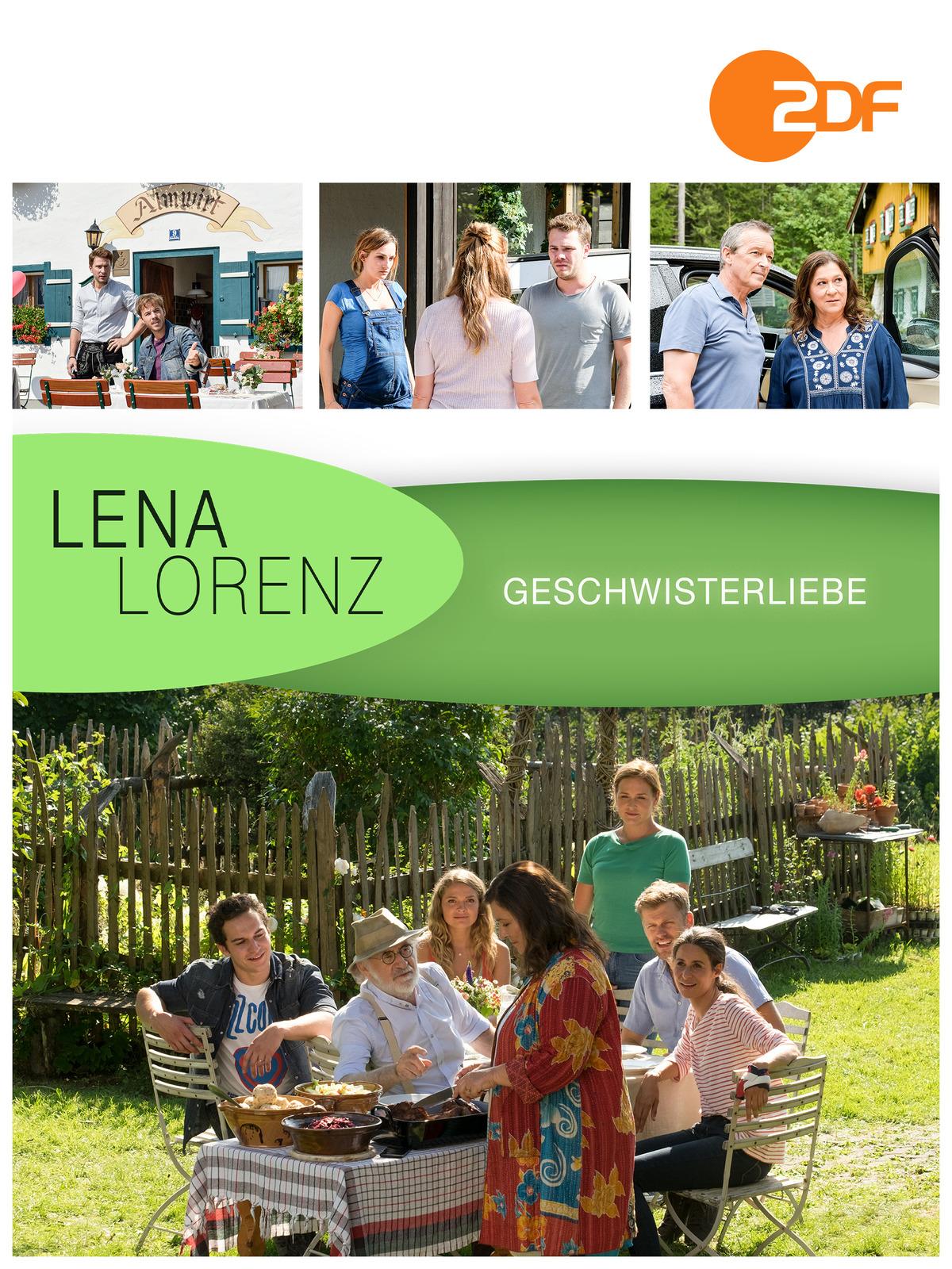 Lena Lorenz: Geschwisterliebe