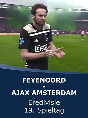 Feyenoord Rotterdam - Ajax Amsterdam