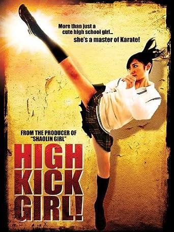 High Kick Girl!