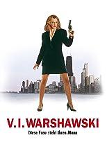 V.I. Warshawski - Detektiv in Seidenstrümpfen