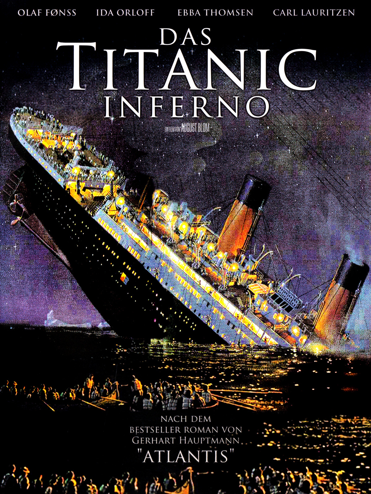 Das Titanic Inferno