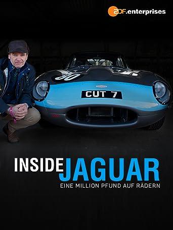 Inside Jaguar - eine Million Pfund auf Rädern