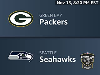 Thursday Night Football live services internal testing : Green Bay Packers vs. Seattle Seahawks 2018-08-22T17:03:01Z