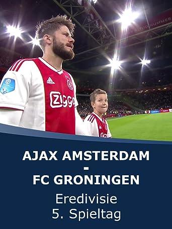 Ajax Amsterdam - FC Groningen