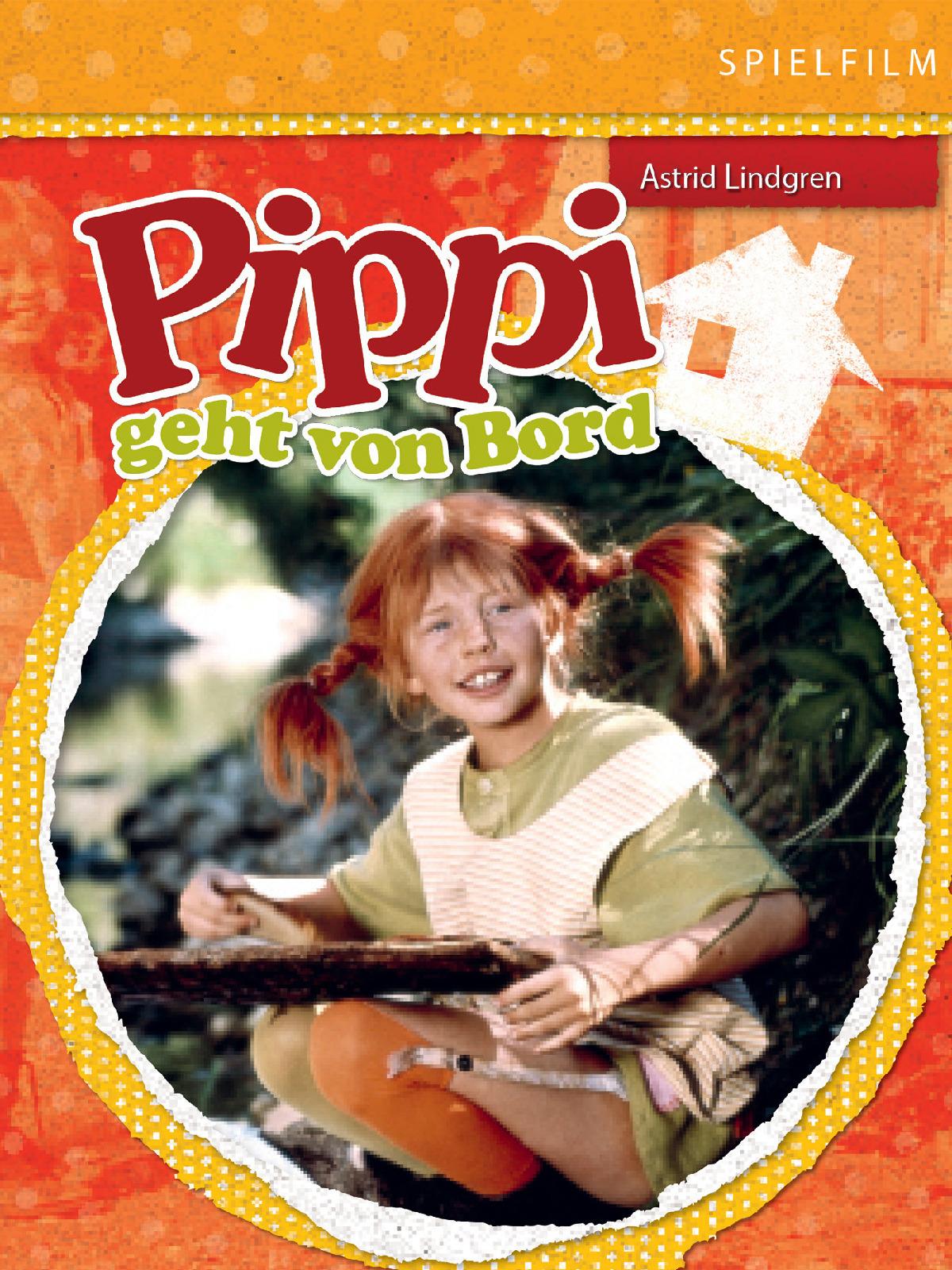 Pippi geht von Bord