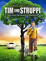 Tim und Struppi und die blauen Orangen
