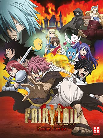 Fairy Tail: Phoenix Priestess (Movie 1)