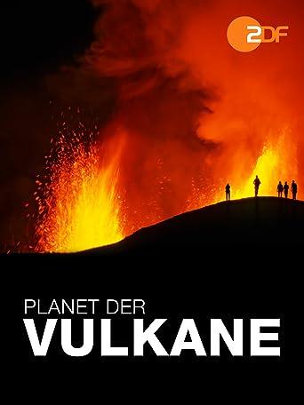 Planet der Vulkane
