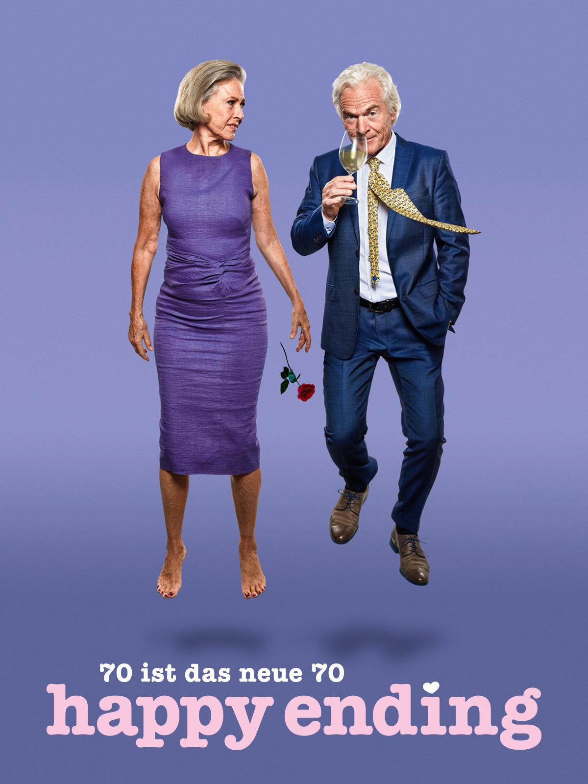 Happy Ending - 70 ist das neue 70