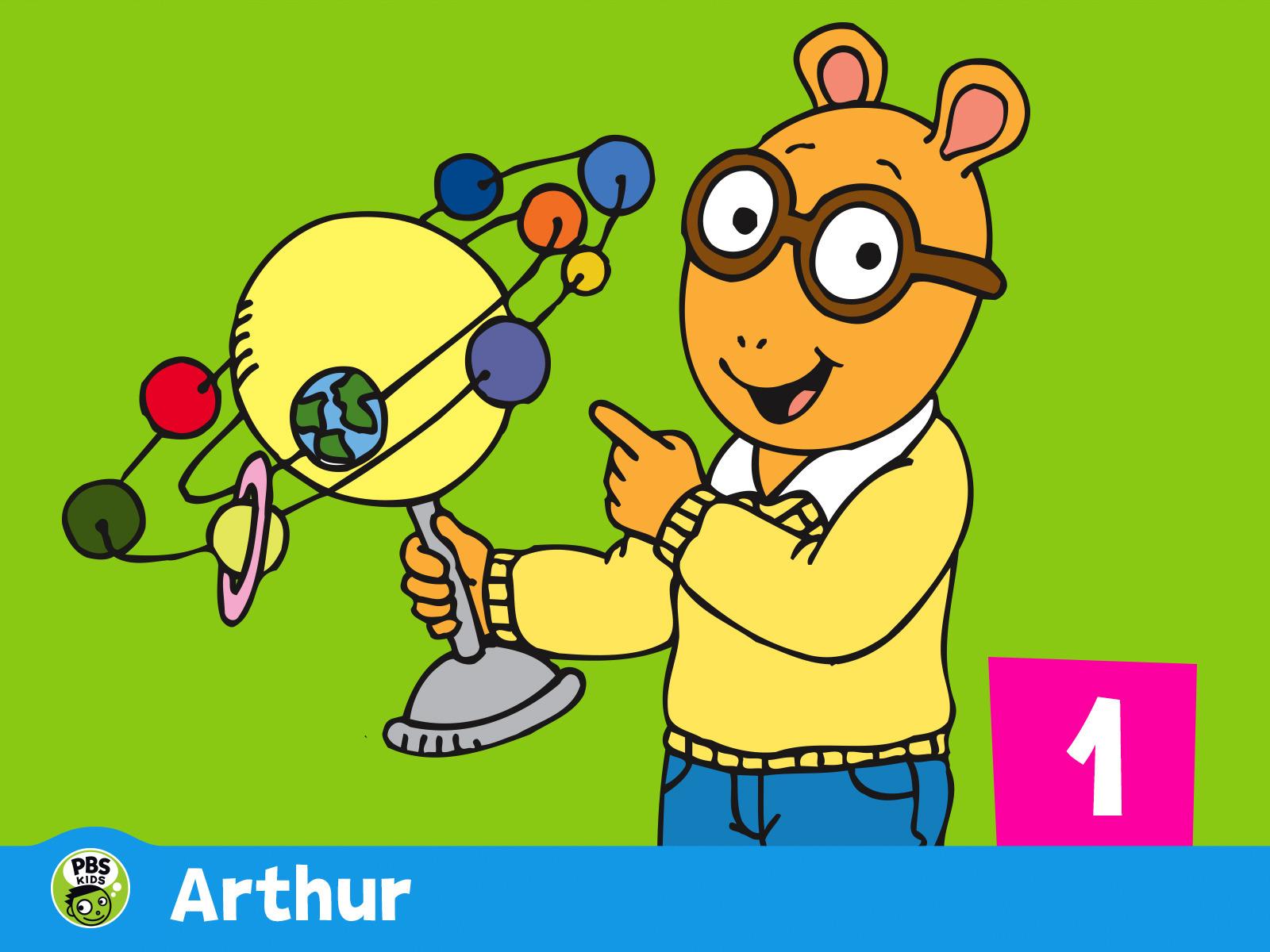 Watch Arthur Season 1 Episode 30: Grandpa Dave's Old Country