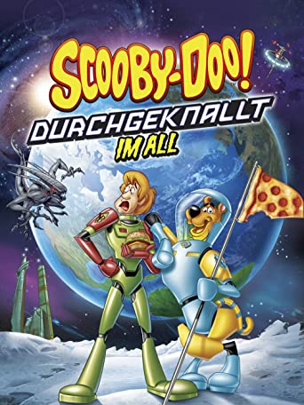 Scooby-Doo! Durchgeknallt im All
