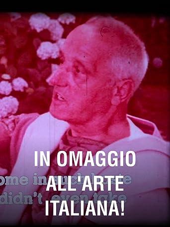 In omaggio all'arte italiana!