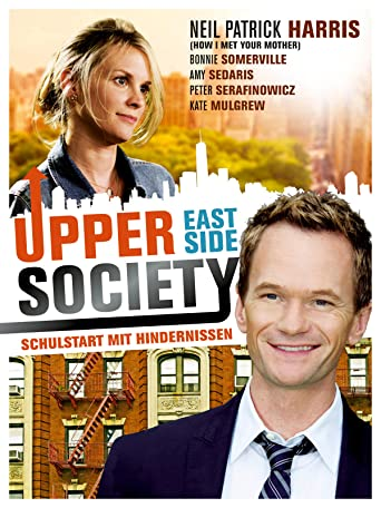 Upper East Side Society - Schulstart mit Hindernissen