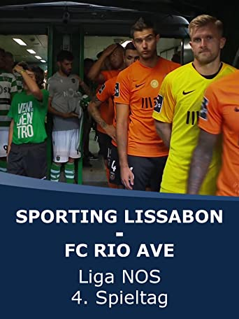 Sporting Lissabon - Rio Ave FC