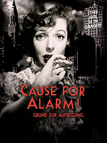 Cause for Alarm! - Grund zur Aufregung