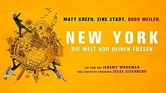 New York - Die Welt vor deinen Füssen