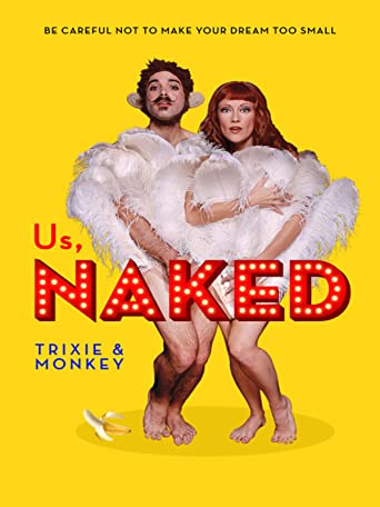 Us, Naked: Trixie & Monkey [OV]