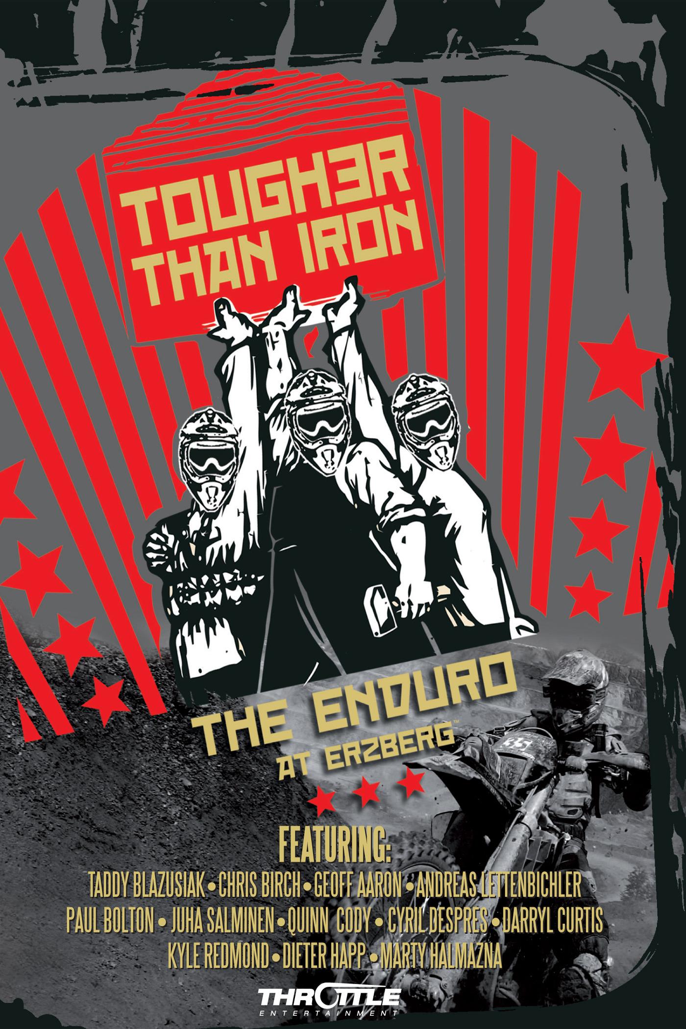 Tougher Than Iron
