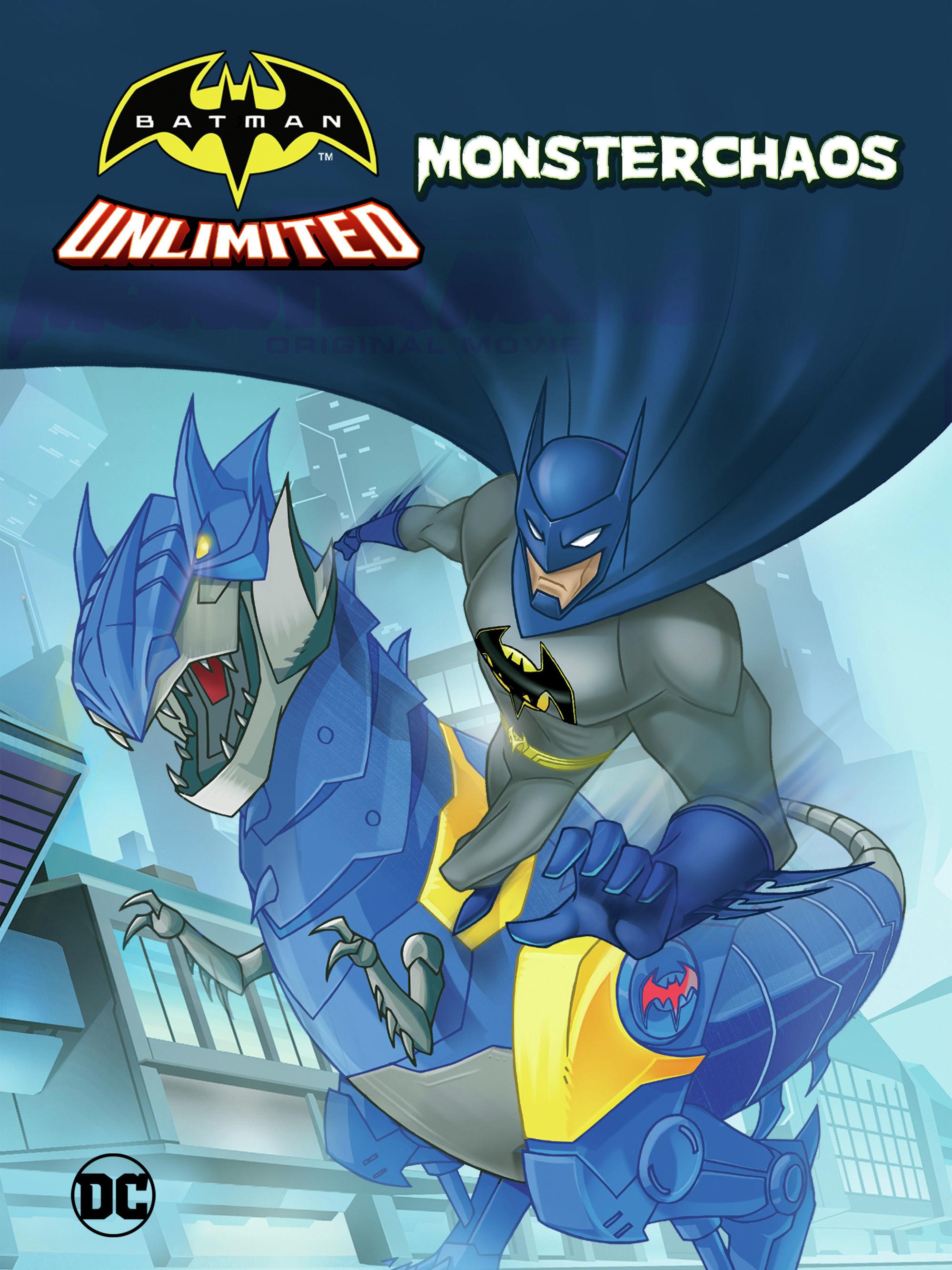 Batman Unlimited - Monster Chaos