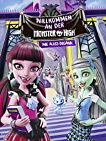 Monster High - Willkommen an der Monster High
