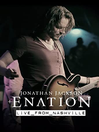 Jonathan Jackson + Enation: Live from Nashville [OV]