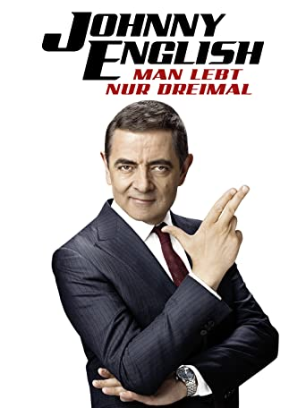 Johnny English: Man lebt nur dreimal