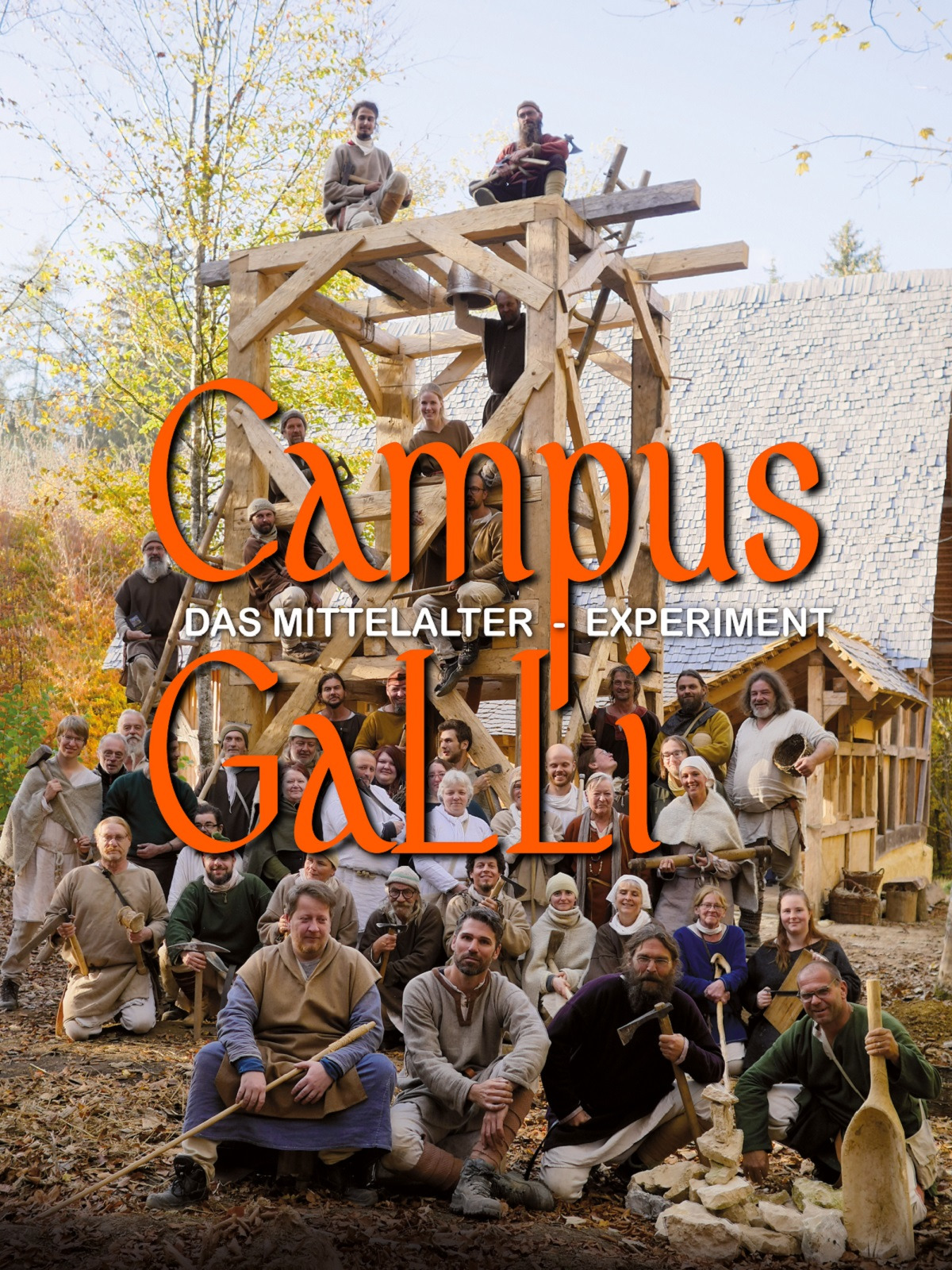 Campus Galli: Das Mittelalterexperiment